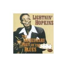 Sam Lightnin' Hopkins: The Legendary Poet Of The Blues, CD