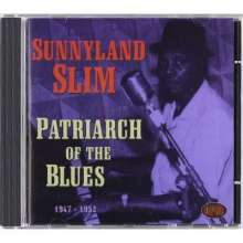 Sunnyland Slim: Patriarch Of The Blues, CD
