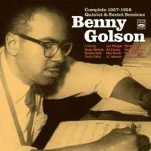 Benny Golson (geb. 1929): Complete 1957 - 1958 Quintet & Sextet Session, 2 CDs