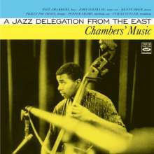 Paul Chambers (1935-1969): A Jazz Delegation From East, CD