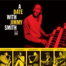 Jimmy Smith (Organ) (1928-2005): A Date With Jimmy Smith, CD