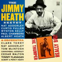 Jimmy Heath (1926-2020): The Thumper / Really Big!, CD