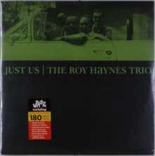 Roy Haynes (geb. 1925): Just Us (remastered) (180g) (Limited-Edition), LP
