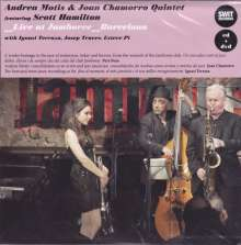 Joan Chamorro & Andrea Motis: Live At The Jamboree Barcelona (CD + DVD), 1 CD und 1 DVD