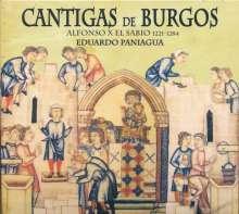 Alfonso el Sabio (1223-1284): Cantigas de Burgos, CD