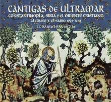 Alfonso el Sabio (1223-1284): Cantigas de Ultramar, 2 CDs