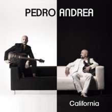 Pedro Andrea: California, CD
