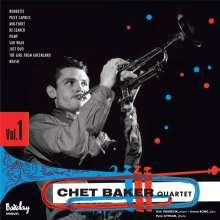 Chet Baker (1929-1988): Quartet Vol.1 (Limited Edition), CD