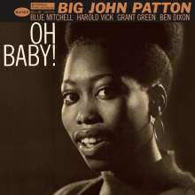 Big John Patton (1935-2002): Oh Baby! (180g) (Limited Edition), LP