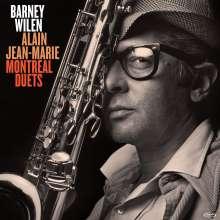 Barney Wilen & Alain Jean-Marie: Montreal Duets: Live 1993, 2 CDs