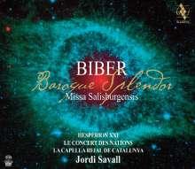 Heinrich Ignaz Biber (1644-1704): Missa Salisburgensis, Super Audio CD