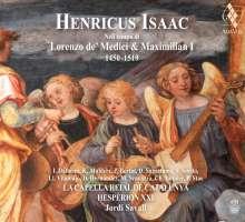 Heinrich Isaac (1450-1517): Lieder, Motetten, Instrumentalmusik, Super Audio CD