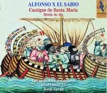 Alfonso el Sabio (1223-1284): Cantigas de Santa Maria, Super Audio CD