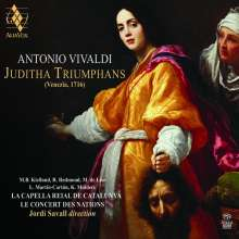 Antonio Vivaldi (1678-1741): Juditha Triumphans-Oratorium RV 644, 2 Super Audio CDs