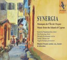 Synergia - Music from the Island of Cyprus, CD