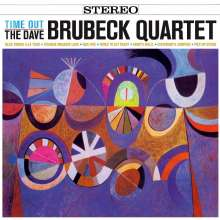 Dave Brubeck (1920-2012): Time Out (180g) (Limited Edition), LP