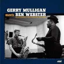 Gerry Mulligan & Ben Webster: Mulligan Meets Webster (180g) (Limited Edition), LP