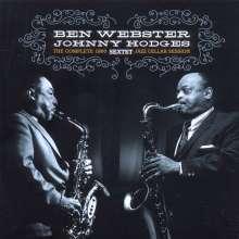 Ben Webster & Johnny Hodges: The Complete 1960 Jazz Cellar Session (Limited Edition), CD