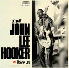 John Lee Hooker: I'm John Lee Hooker / Travelin' (The Definitive Edition), CD