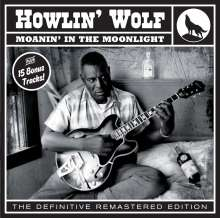 Howlin' Wolf: Moanin' In The Moonlight, CD