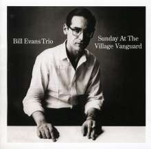 Bill Evans (Piano) (1929-1980): Sunday At The Village Vanguard, CD
