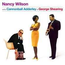 Nancy Wilson: With Cannonball Adderley & George Shearing (+ 3 Bonustracks), CD