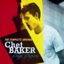Chet Baker (1929-1988): The Complete Original Chet Baker Sings Sessions, CD