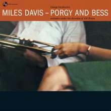 Miles Davis (1926-1991): Porgy & Bess (180g) (Limited Edition), LP