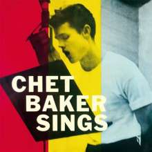 Chet Baker (1929-1988): Sings (Reissue 1956) (180g) (Limited Edition) (Waxtime Edition), LP