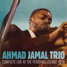 Ahmad Jamal (geb. 1930): Complete Live At The Pershing Lounge 1958 (+Bonus), CD