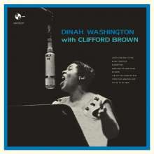 Dinah Washington & Clifford Brown: With Clifford Brown (remastered) (180g) (Limited-Edition), LP