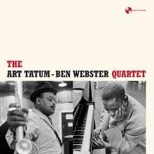 Art Tatum & Ben Webster: Quartet (remastered) (180g) (Limited Edition), LP
