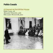 Pablo Casals - A Concert at the White House, CD