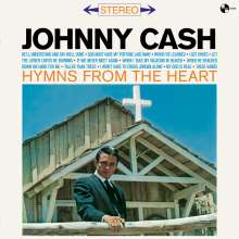 Johnny Cash: Hymns From The Heart (180g) (Limited-Edition) + 4 Bonus Tracks, LP