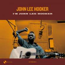 John Lee Hooker: I'm John Lee Hooker + 2 Bonus Tracks (180g) (Limited Edition), LP
