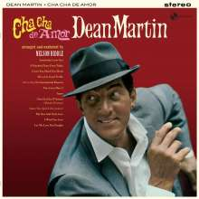 Dean Martin: Cha Cha De Amor (remastered) (180g) (Limited Edition) +2 Bonus Tracks, LP