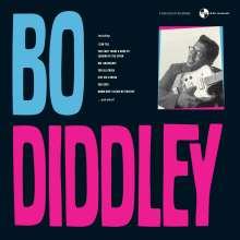 Bo Diddley: Bo Diddley (180g) (Limited-Edition) +2 Bonustracks, LP