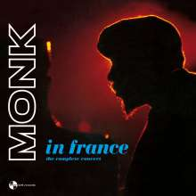 Thelonious Monk (1917-1982): In France - The Complete Concert (remastered) (180g) (Limited Edition), 2 LPs
