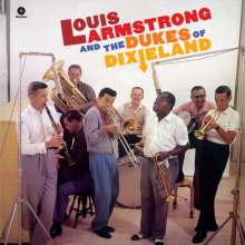 Louis Armstrong (1901-1971): Louis Armstrong And The Dukes Of Dixieland (180g) (Limited Edition), LP