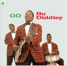 Bo Diddley: Go Bo Diddley (180g) (Limited Edition), LP