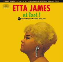 Etta James: At Last! / The Second Time Around, CD