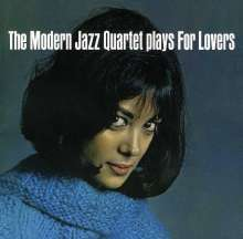 The Modern Jazz Quartet: The Modern Jazz Quartet Plays For Lovers, CD