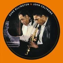 Duke Ellington & John Coltrane: Duke Ellington & John Coltrane (+ 4 Bonus Tracks), CD