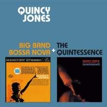 Quincy Jones (geb. 1933): Big Band Bossa Nova / The Quintessence (+ 4 Bonustracks), CD