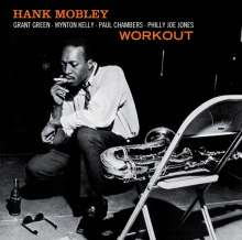 Hank Mobley (1930-1986): Workout (remastered) (180g) (Limited Edition), LP