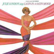 Julie London: Sings Latin In A Satin Mood (180g) (Limited Edition), LP