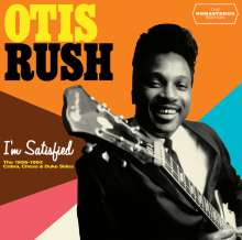 Otis Rush: I'm Satisfied, CD
