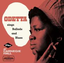 Odetta: Sings Ballads And Blues / At Carnegie Hall, CD