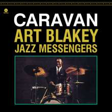 Art Blakey (1919-1990): Caravan (remastered) (180g) (Limited Edition), LP