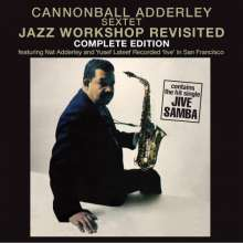 Cannonball Adderley (1928-1975): Jazz Workshop Revisited, CD